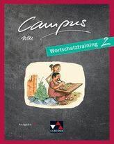 Campus B neu 2 Wortschatztraining