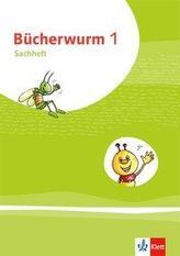 Bücherwurm Sachunterricht 1. Ausgabe Brandenburg, Mecklenburg-Vorpommern, Sachsen-Anhalt, Thüringen