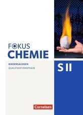 Fokus Chemie - Sekundarstufe II Qualifikationsphase - Niedersachsen - Schülerbuch
