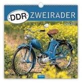Technikkalender DDR-Zweiräder 2020