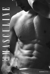 Masculine 2020 - Men - Männer - Bildkalender (34 x 50)