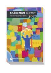 Neukirchener Kalender 2020 - Taschenbuchausgabe