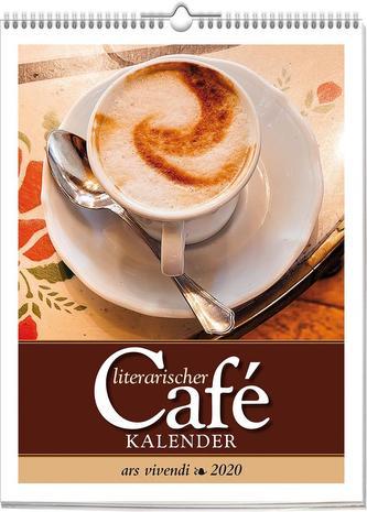 Literarischer Café-Kalender 2020