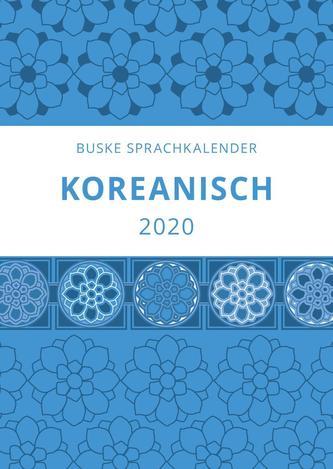Sprachkalender Koreanisch 2020
