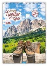 Großbildkalender Der große Rentnerkalender 2020 - Das Original