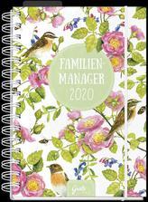 Sommerglück Familienplaner 2020
