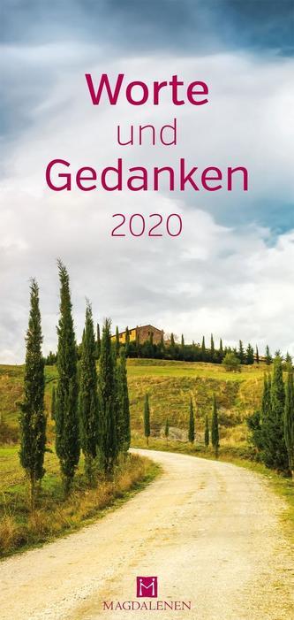 Worte und Gedanken 2020