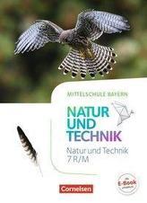 NuT - Natur und Technik 7. Jahrgangsstufe- Mittelschule Bayern - Schülerbuch