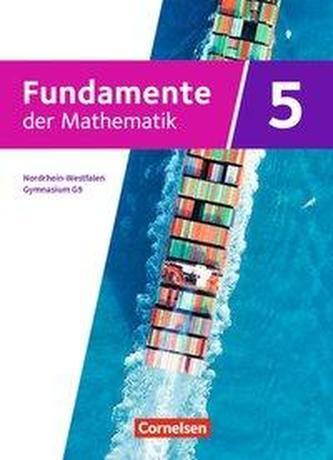 Fundamente der Mathematik 5. Schuljahr - Nordrhein-Westfalen - Schülerbuch