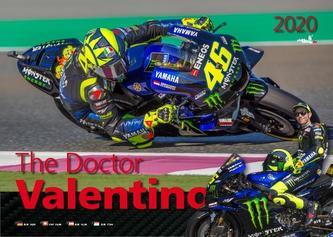 The Doctor Valentino 2020. Valentino Rossi Kalender