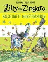 Zilly und Zingaro. Rätselhafte Monsterspuren