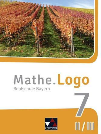 Mathe.Logo Bayern 7 II/III - neu