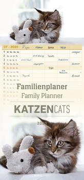 Familienplaner Katzen 2020
