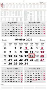 5-Monatskalender 2020 Maxi