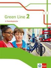 Green Line 2. 2. Fremdsprache. Schülerbuch Klasse 7