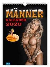 Männerkalender 2020 Erotikkalender