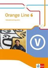 Orange Line 6. Vokabeltraining aktiv mit Lösungsheft Klasse 10