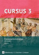 Cursus - Ausgabe A. Klassenarbeitstrainer 3
