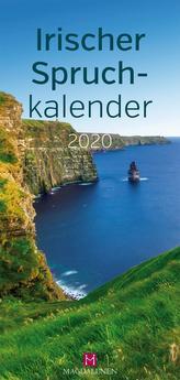 Irischer Spruchkalender 2020
