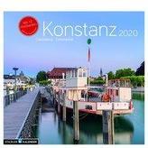 Konstanz 2020. Postkarten-Tischkalender