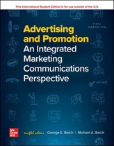 ISE Advertising and Promotion: An Integrated Marketing Communications Perspective