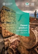 Forest product conversion factors