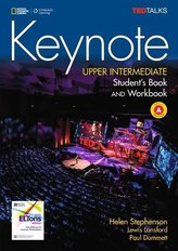 Keynote B2.1/B2.2: Upper Intermediate - Student's Book and Workbook (Combo Split Edition A) + DVD-ROM