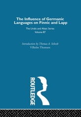 On the Influence of Germanic Language on Finnic and Lapp