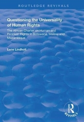 Questioning the Universality of Human Rights