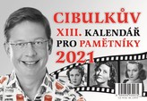 Cibulkův kalendář pro pamětníky 2021