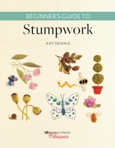 Beginner\'s Guide to Stumpwork