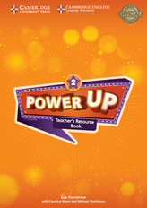 Power Up Level 2 Teacher´s Resource Book with Online Audio