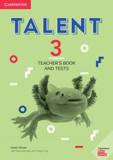 Talent Level 3 Teacher´s Book and Tests