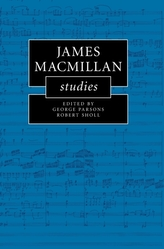 James MacMillan Studies