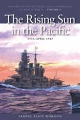 The Rising Sun in the Pacific, 1931 -  April 1943