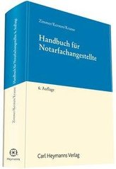 Handbuch für Notarfachangestellte