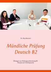 Mündliche Prüfung Deutsch B2
