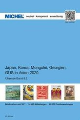 Japan, Korea, Mongolei, GUS in Asien 2020