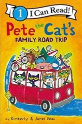 Pete the Cat\'s Family Road Trip