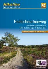 Wanderführer Heidschnuckenweg