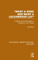 Many a Song and Many a Leccherous Lay