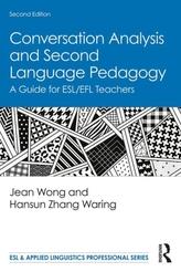 Conversation Analysis and Second Language Pedagogy