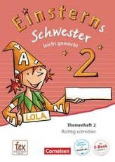 Einsterns Schwester - Sprache und Lesen 2. Schuljahr - Themenheft 2: Verbrauchsmaterial