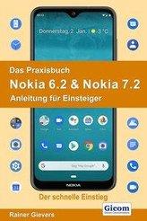 Das Praxisbuch Nokia 6.2 & Nokia 7.2 - Anleitung für Einsteiger