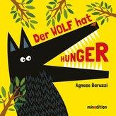 Der Wolf hat Hunger