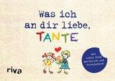 Was ich an dir liebe, Tante - Version für Kinder