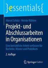 Projekt- und Abschlussarbeiten in Organisationen