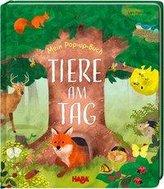 Mein Pop-up-Buch - Tiere am Tag