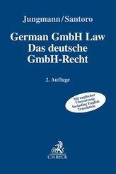 German GmbH-Law - Das deutsche GmbH-Recht