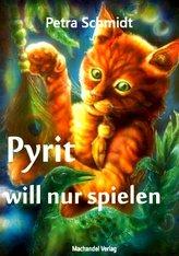 Pyrit will nur spielen